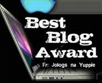 Award Best Blog