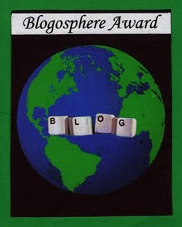 Award Blogosphere