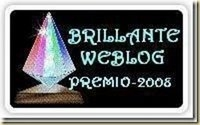 Award Brilliant Weblog
