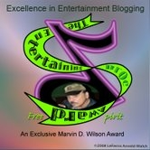 Award Excellence in Entertainment