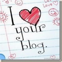 Award I Love Your Blog