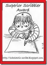 Award Superior Scribbler